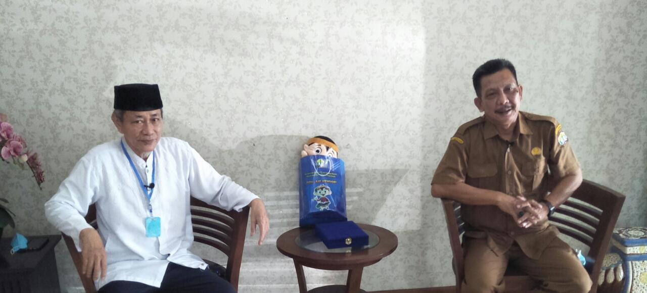 Selasa, 09 Juni 2020. Wawancara Eksklusif bersama KH. Embay Mulya Syarief mengenai Sejarah Terbentuknya Kota Serang